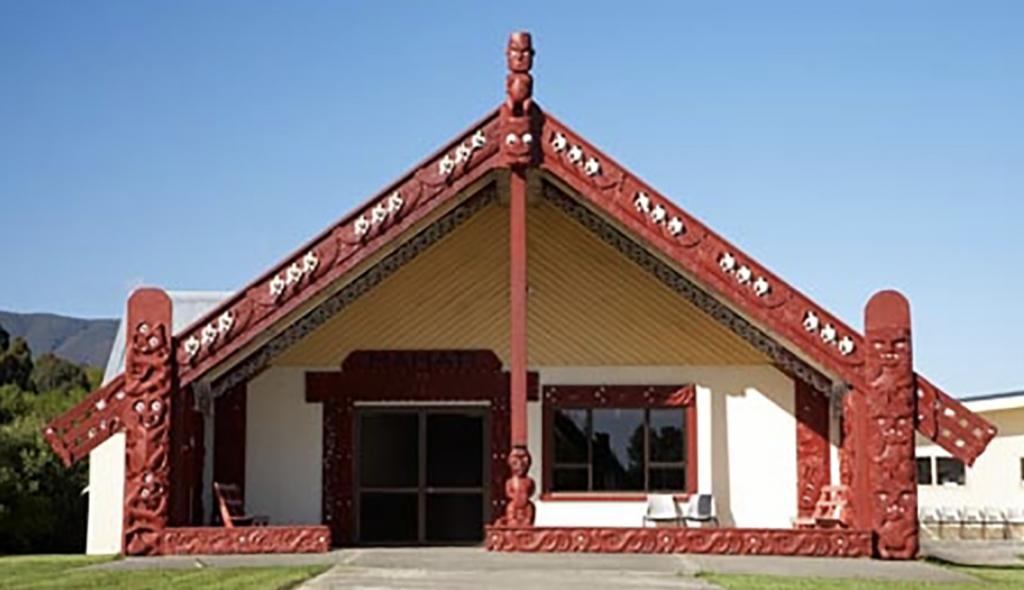 Whakatu Marae in Nelson